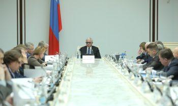 Состоялось заседание Национального совета при Президенте Российской Федерации по профессиональным квалификациям